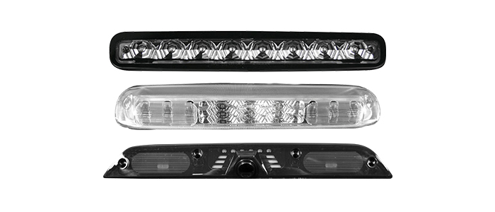 Aftermarket 3rd Brake Lights for Chevy Trucks